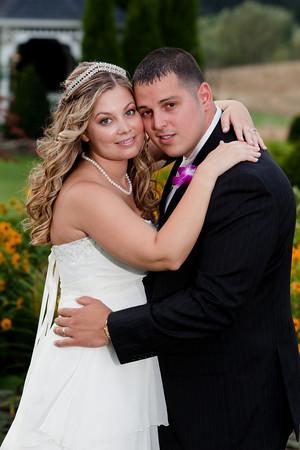 Megan & Vinny 07-17-2010
