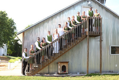 Wedding 6-26-10
