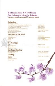Wedding Services 8-9-10 Uniting