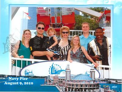 Navy Pier - August 9, 2010