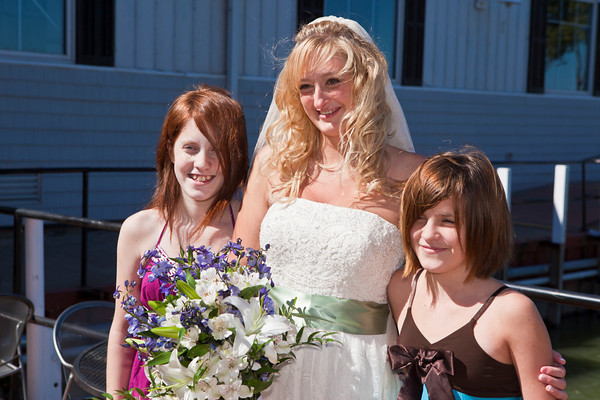 The wedding and reception of Stephanie Marie Eldridge and Darren Andrew Swank held at the Lyman Harbor in Sandusky Ohio Friday afternoon/evening September 10, 2010. (James D. DeCamp / http://www.OurDreamPhotos.com / 614-462-8027)