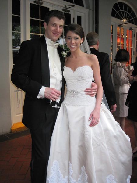 Brooke Rabin's Wedding, New Orleans, 2011-03-12