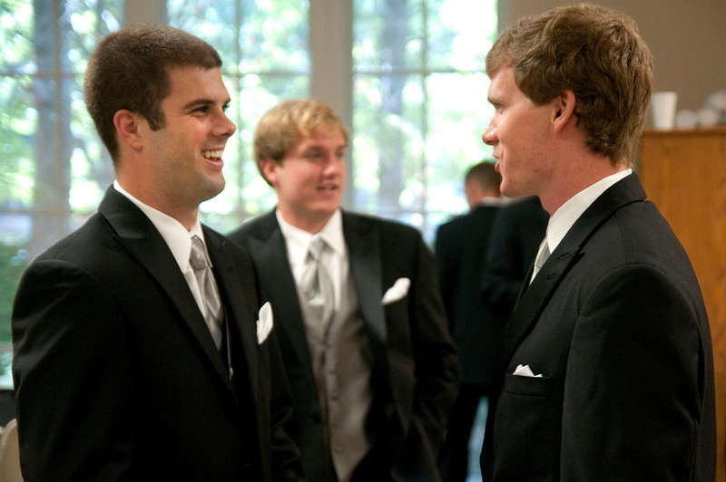 Ben Douglass and Megan Turner get married at Park Cities Presbyterian Church in Dallas, Texas on October 1, 2011.