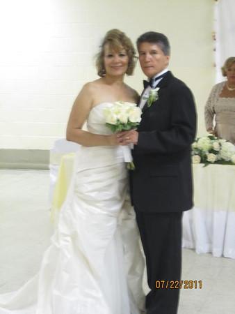 2011- Ariselis Wedding