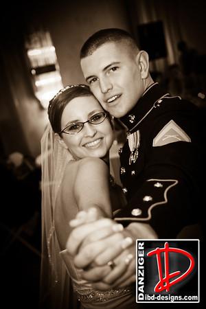 Katie and Zach wedding 05-21-11 Sapulpa