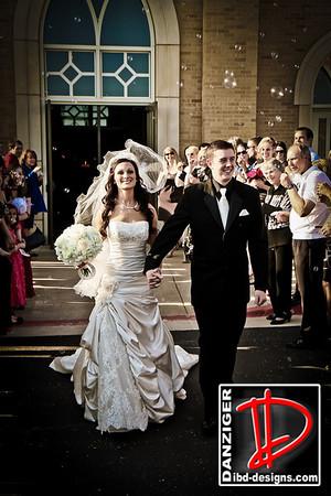Whitney and Justin wedding 6-4-11