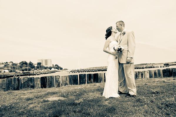 Christina and Marc's Wedding