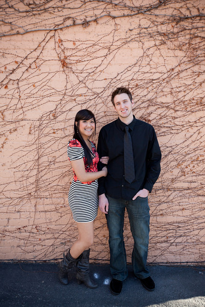 03-31-2011 Christina and Brandon Engagements