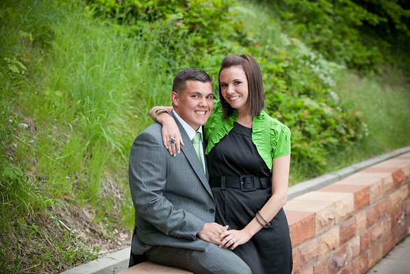 06-01-2011 Breanna and Austin Engagements