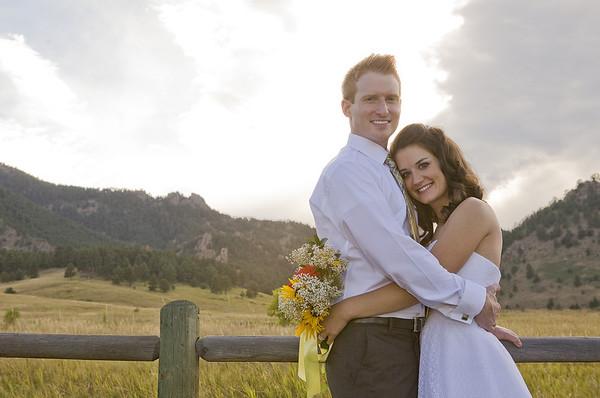2 Sept 2011, Rebekah & Paul