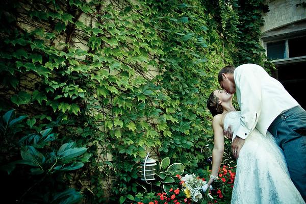 Amanda and Caleb Wedding