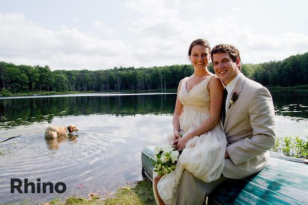 Josh and Amelia