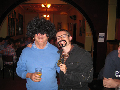 G-man and G-man Senior