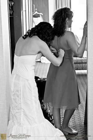 The preparations for the wedding of Michael Merz and Laura Watson held Saturday morning November 12, 2011 at the at the Backwell Center on the Ohio State University Campus in Columbus, Ohio . (©Abigail L. Grove | http://OurDreamPhotos.com | 614-367-6366)