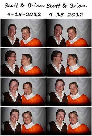 2012 - September NH Wed Photobooth