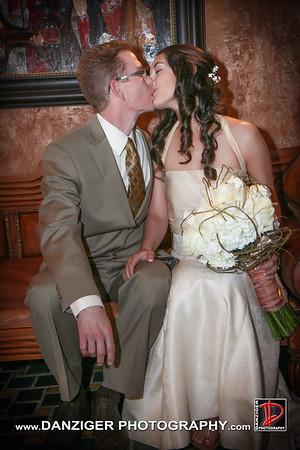 Christina and Eric wedding 3-29-12