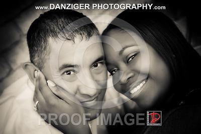 Keziya and Matt engagement 05-15-11