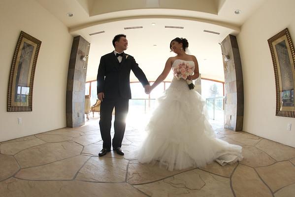 In & Jayne Wedding
