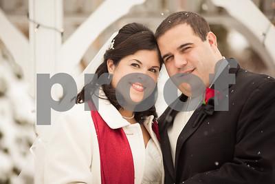 Colleen & Michael - Enhanced Photos - 12.29.12