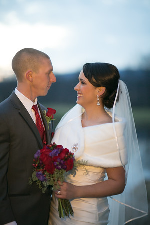 Melissa + Thomas: Manassas, Virginia 12.28.12