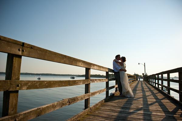 Nicole and Chris' Wedding