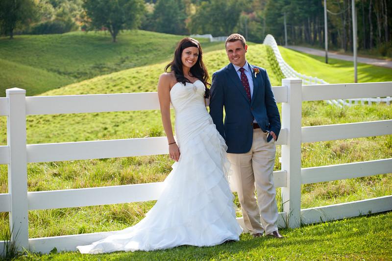 Sarah and Ben's Wedding