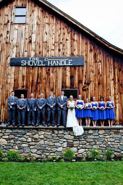 Taylor-Jones Wedding