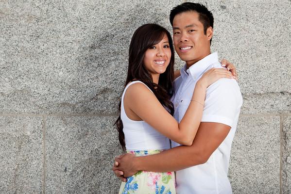 05-21-2012 Hansen and Yen Engagements