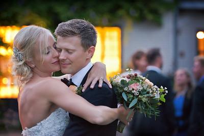 Andrea and KF 's weddingday