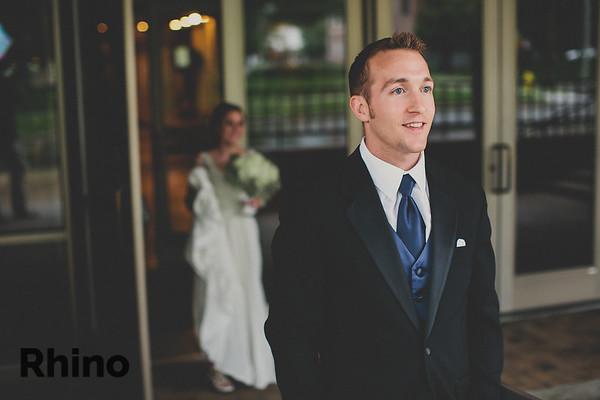 Mark and Danielle Wedding