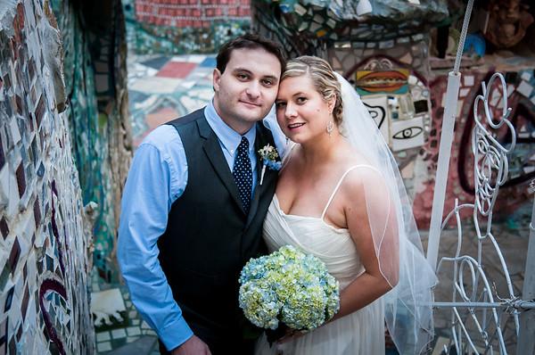 Brittany and Daniel-Wedding