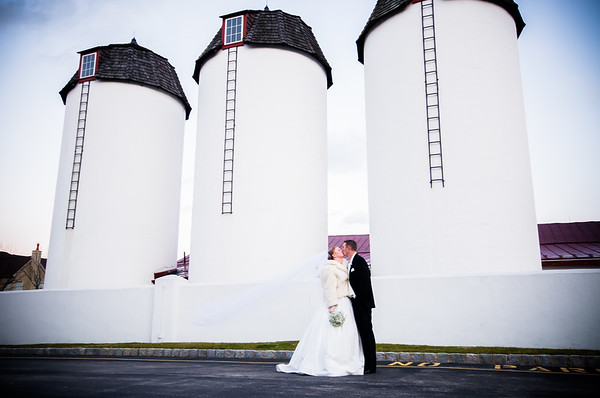Carolyn and Cormac Wedding