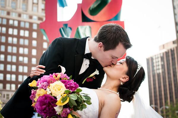 Chony and Ken-Wedding