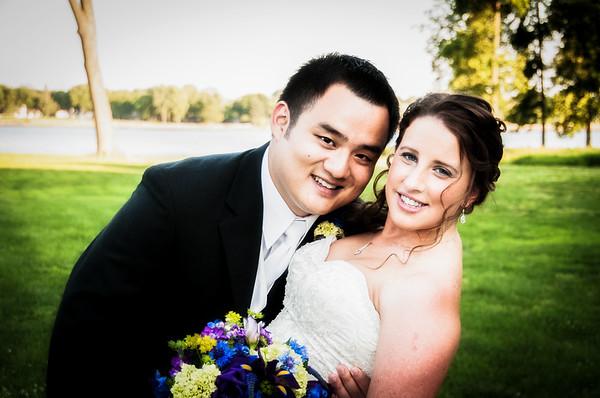 Julie and James-Wedding