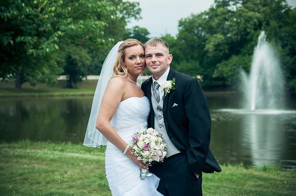 Kelly and Nick-Wedding