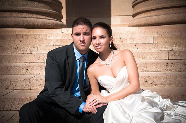 Monique and Jim-Wedding