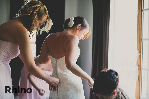 Sarah and Brian Martin wedding