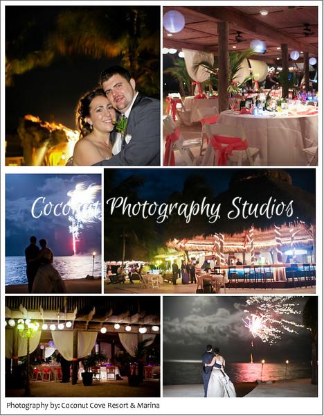 OPEN: Previous Weddings