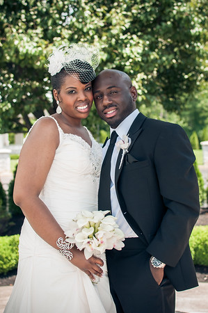 Shanell and Robert-Wedding