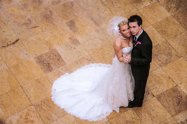 Stephanie and Frank-Wedding