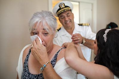 A Mother's Tears of Joy