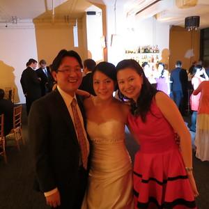 2013 - Louise & Sung's Wedding