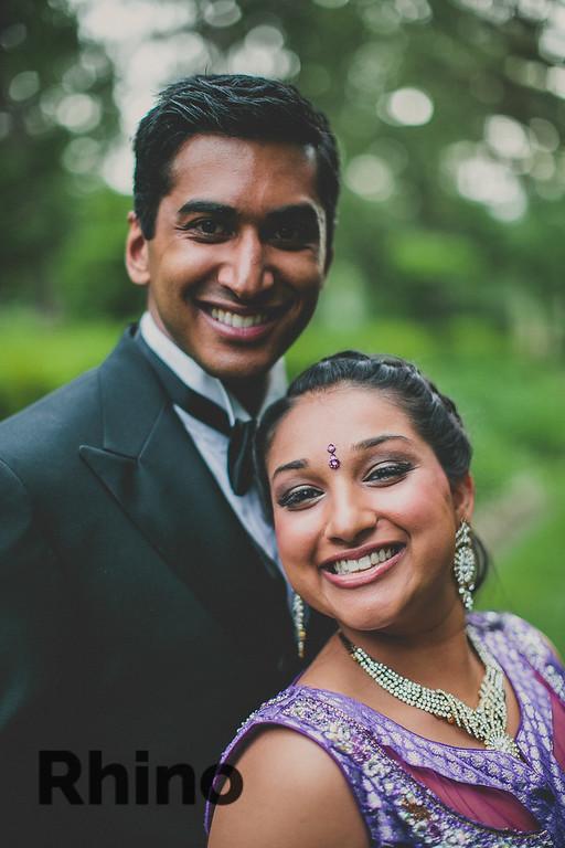 Ashwin and Aditi