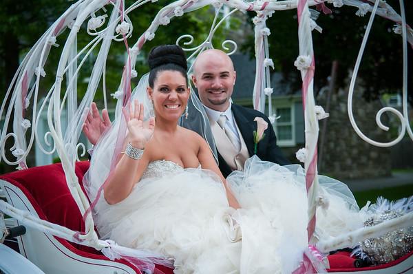 Christine and Eric-Wedding