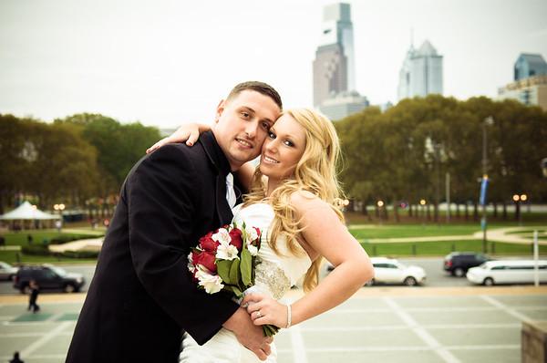 Cori and Bill-Wedding