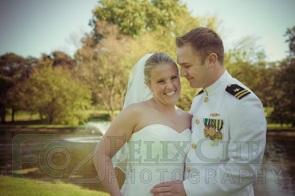 Heather and Mike Wedding