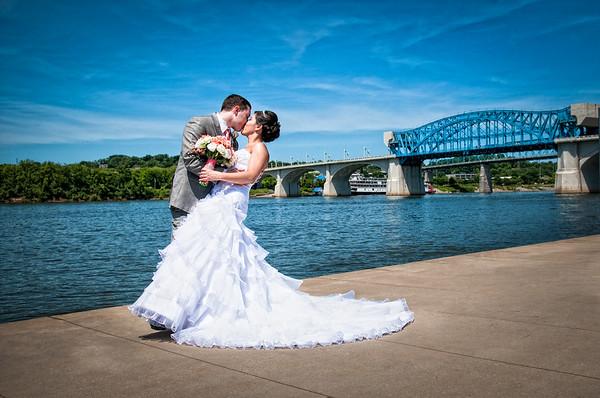 Linda and Chance-Wedding