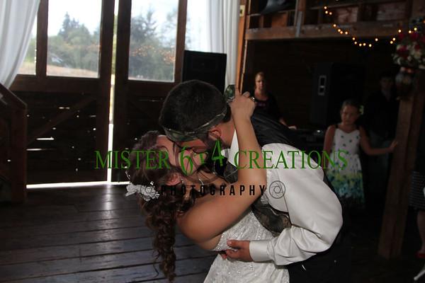 The Crumb Wedding - Ashley & Aaron - August 23, 2013
