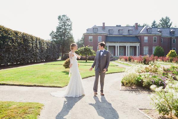 Tom and Krista Wedding