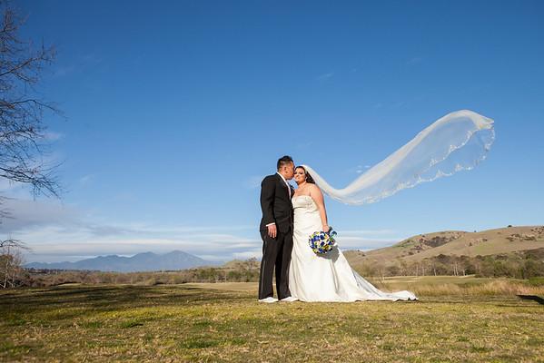 Brian & Malayna Wedding